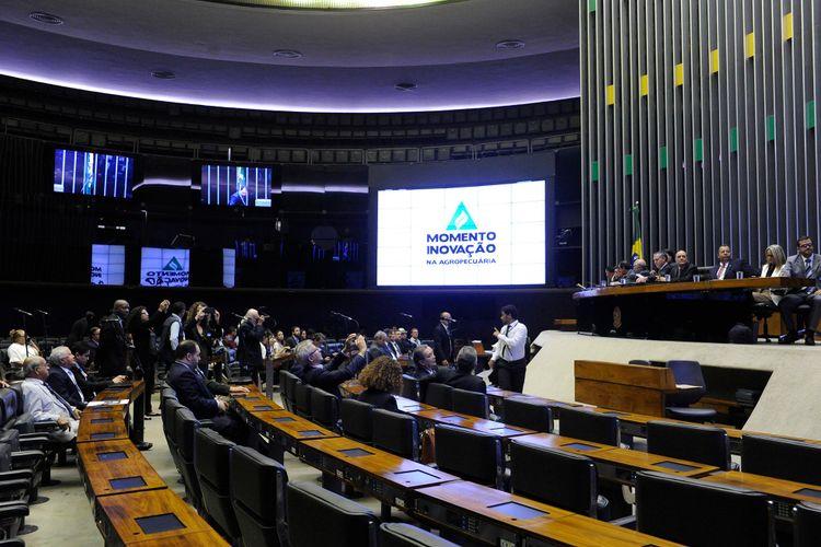Homenagem aos 28 Anos da Associação Brasileira das Entidades Estaduais de Assistência Técnica e Extensão Rural (Asbraer)