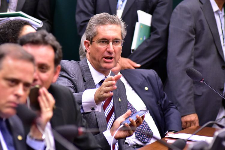Reunião ordinária para instalação da Comissão, eleição do presidente e do relator. Dep. Rogério Rosso (PSD-DF)