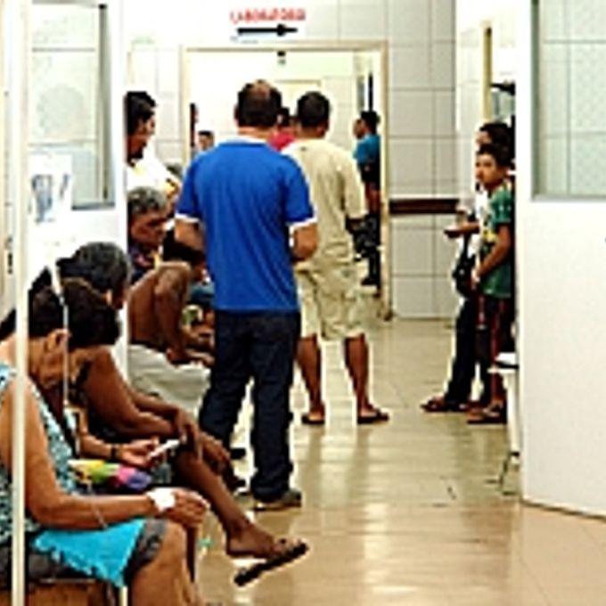 Saúde - Hospitais - Pacientes em pronto-socorro - Hospital