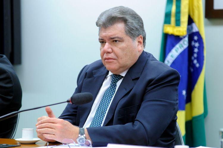 Audiência pública sobre os desdobramentos do desastre causado pelo Rompimento da Barragem na Região de Mariana. Dep. Sarney Filho (PV-MA)