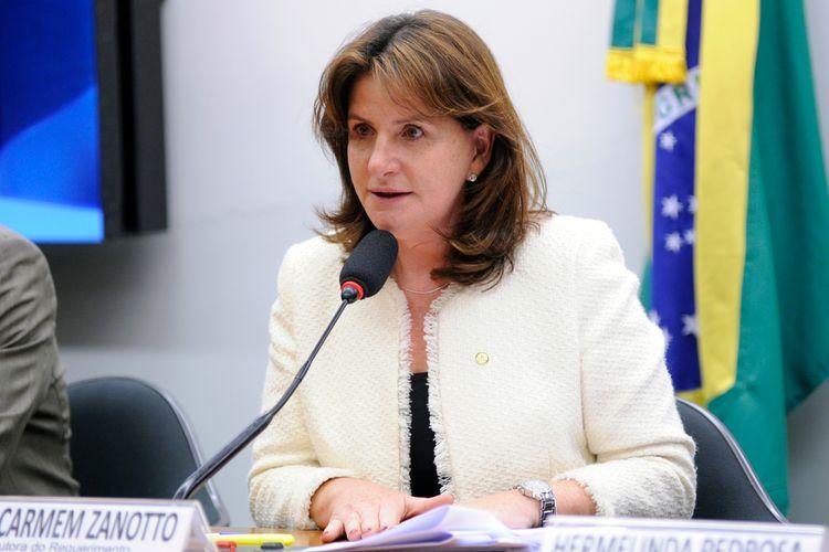 Fórum: Instituir a Política Nacional de Prevenção do Diabetes. Dep. Carmen Zanotto (PPS - SC)
