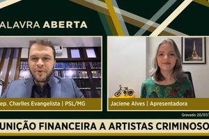 Capa - Punição financeira a artistas criminosos