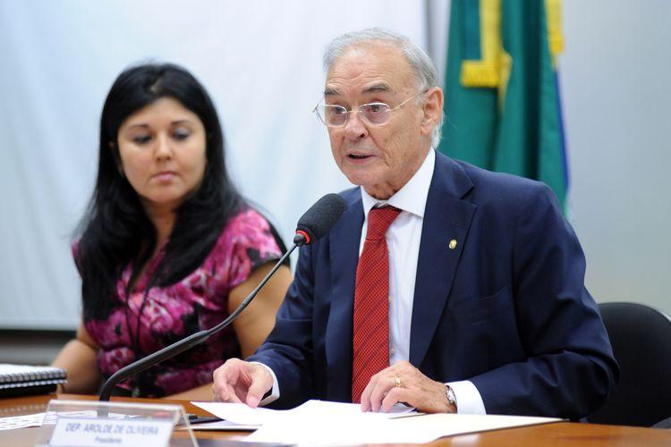 Deputado Arolde de Oliveira (PSD-RJ)