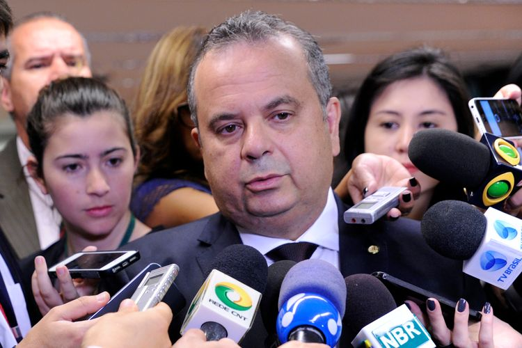 Dep. Rogério Marinho (PSDB-RN) concede entrevista