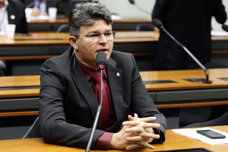 Reunião ordinária. Dep. José Medeiros (PODE - MT)
