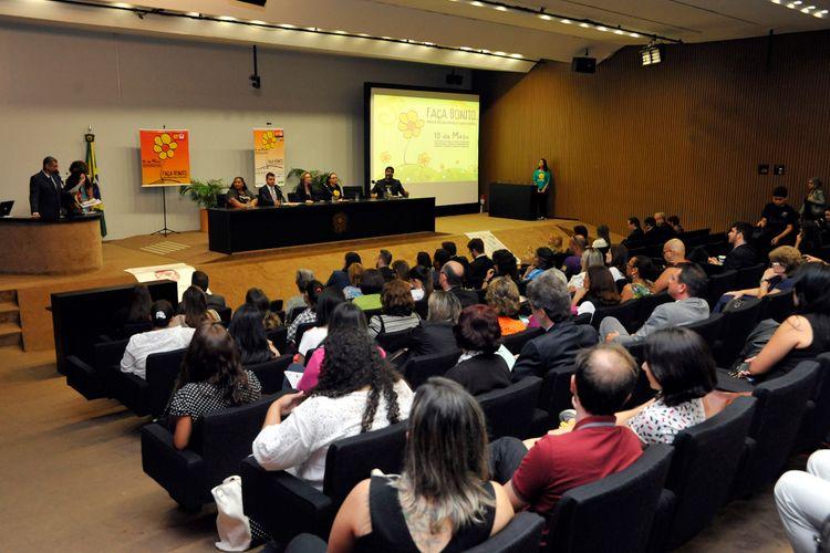 Seminário Alusivo ao Dia Nacional de Combate ao Abuso e à Exploração Sexual de Crianças e Adolescentes e VI Edição do Prêmio Neide Castanha de Direitos Humanos