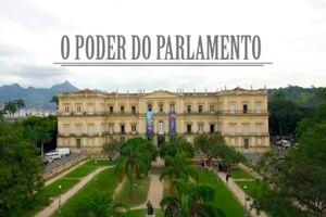 Capa - O Poder do Parlamento