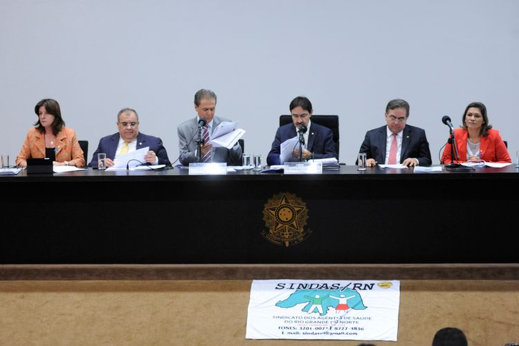 Ato Público para debater o PL 1628/15, que regulamenta as atividades dos agentes de saúde e de combate às endemias