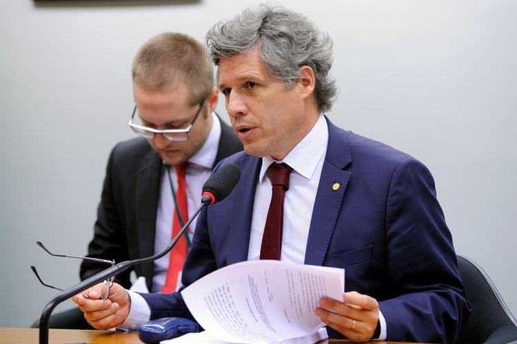 Reunião Ordinária. Dep. Paulo Teixeira (PT - SP)