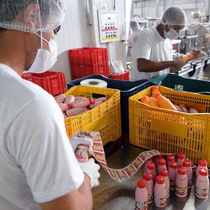 Economia - geral - microempresa pequena empresa produção emprego fábrica