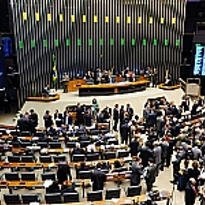 Sessão Ordinária discurssão da PL 308/2007