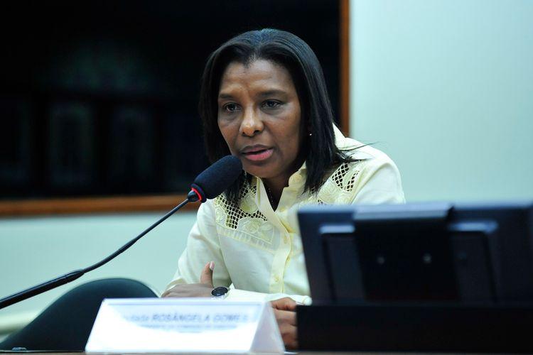 Deputada Rosângela Gomes
