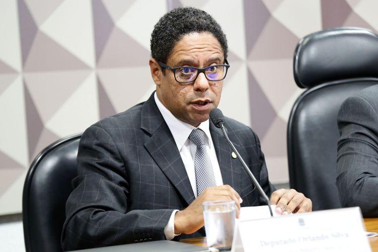 Comissão Mista sobre a MP 869/18, para dispor sobre a Proteção de Dados Pessoais e para criar a Autoridade Nacional de Proteção de Dados. Dep. Orlando Silva (PCdoB - SP)