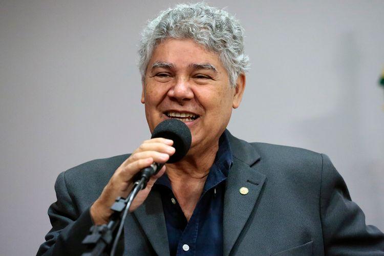Ato de Lançamento da Campanha pela Redução de Desigualdade Social no Brasil. Dep. Chico Alencar (PSOL - RJ)