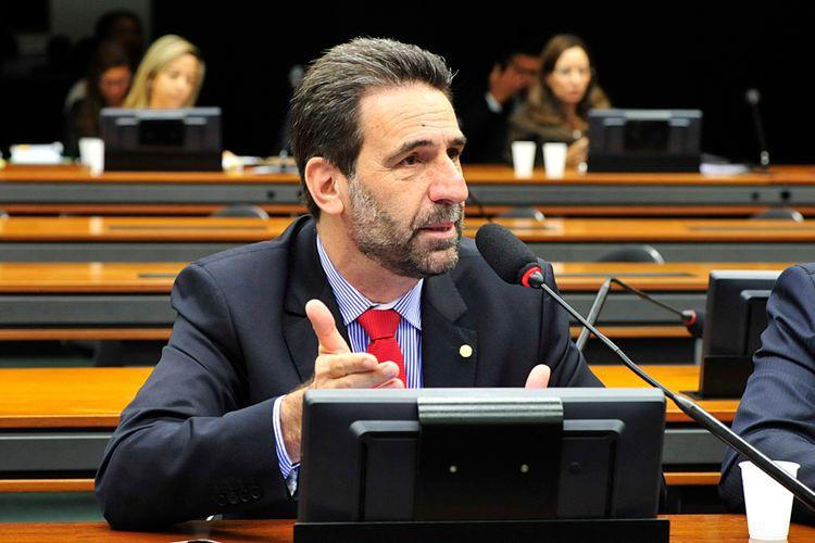 Reunião ordinária para definição do roteiro de trabalho da comissão. Dep. Enio Verri (PT-PR)