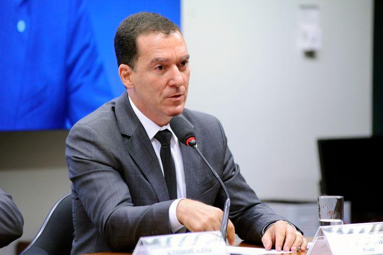 Audiência Pública e Reunião Ordinária para discussão de propostas de unificação das polícias civis e militares. Dep. Vinicius Carvalho (PRB - SP)