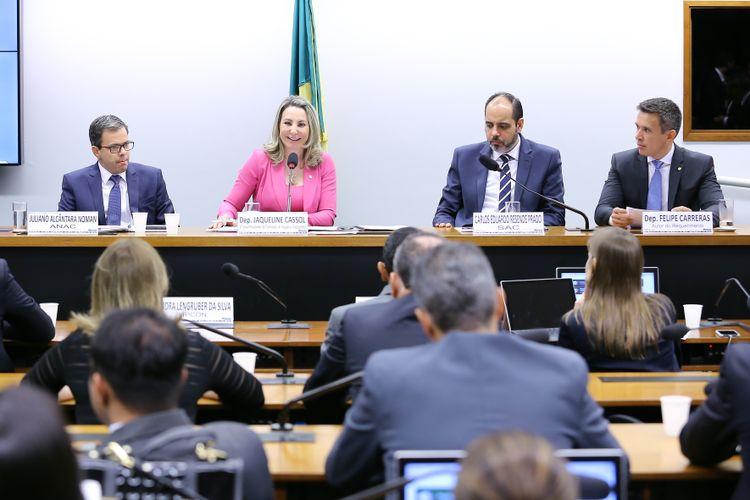 Audiência pública sobre o preço desproporcional das passagens aéreas e medidas para garantir o aumento da concorrência no setor aéreo