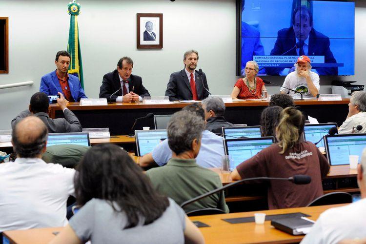 Audiência pública sobre os sistemas agroflorestais agroecológicos, legislação e políticas públicas