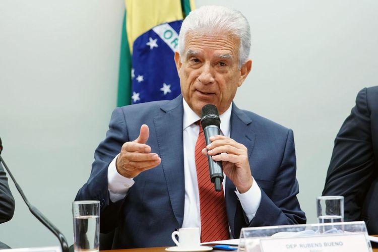 Audiência Pública. Dep. Rubens Bueno (PPS - PR)