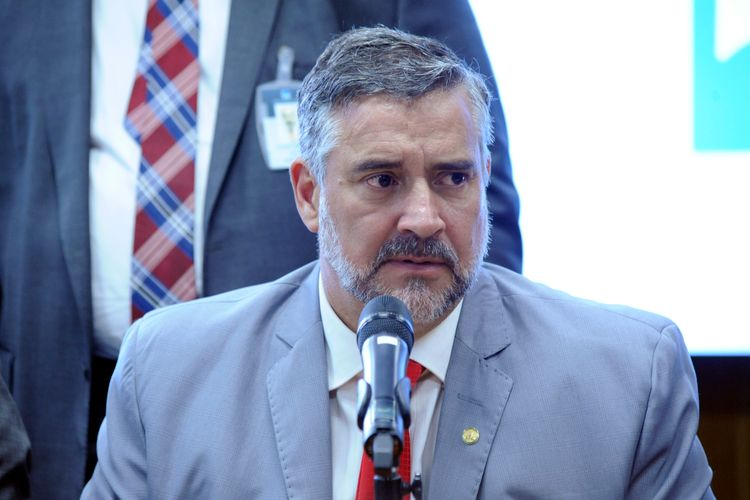 Manifesto conjunto contra a Reforma da Previdência. Dep. Paulo Pimenta (PT - RS)