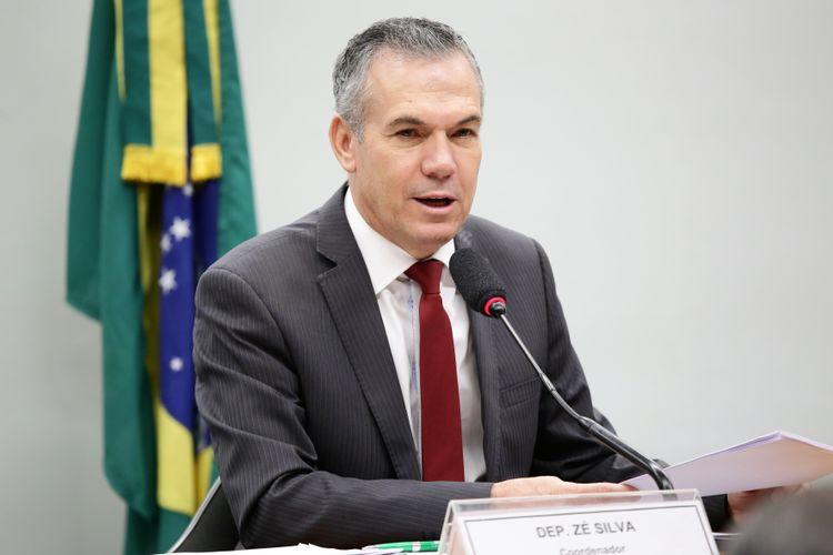 Audiência pública e reunião ordinária. Dep. Zé Silva (SOLIDARIEDADE - MG)