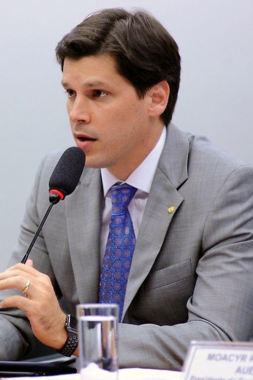 Audiência pública para discutir o Trabalho Intermitente. Dep. Daniel Vilela (PMDB - GO)