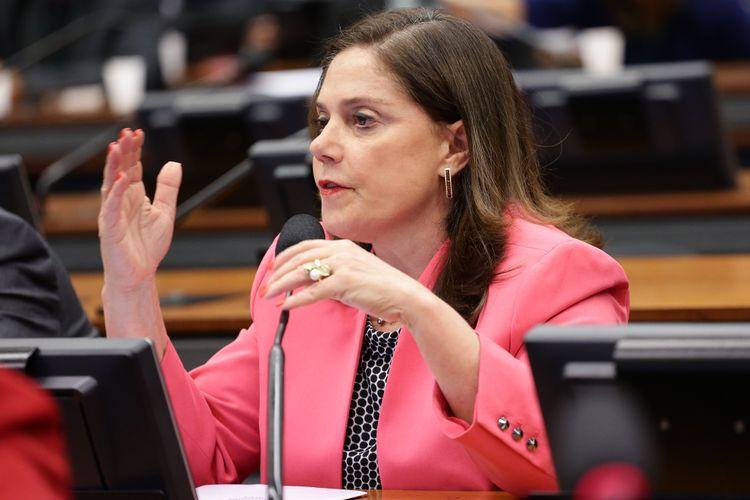 Reunião extraordinária para continuação da discussão e votação do parecer oferecido pelo Relator, dep. Laerte Bessa (PR-DF). Dep. Soraya Santos (PMDB-RJ)