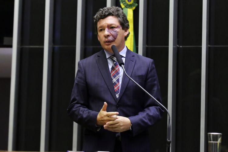Comissão geral para discutir sobre as circunstâncias e responsabilidades do rompimento da barragem da Mina do Córrego do Feijó, em Brumadinho, MG. Dep. Reginaldo Lopes (PT - MG)