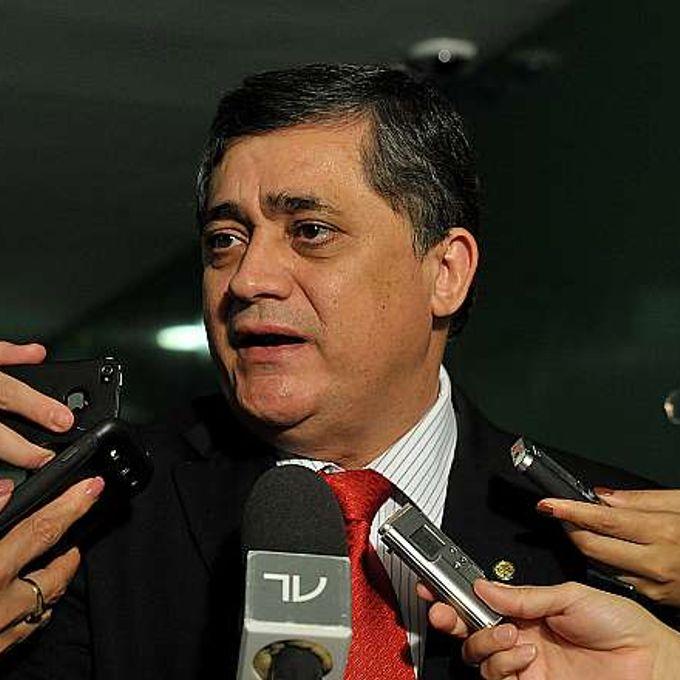 Líder do PT na Câmara, dep. José Guimarães (CE) fala sobre a pauta da semana
