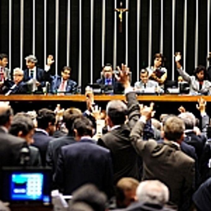 Sessão Extraordinária - discurssão da MPV 600/2012