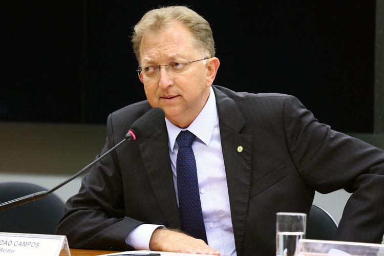 Reunião Ordinária. Dep. João Campos (PRB - GO)