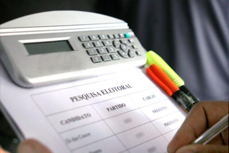 Política - Eleições - Pesquisa eleitoral