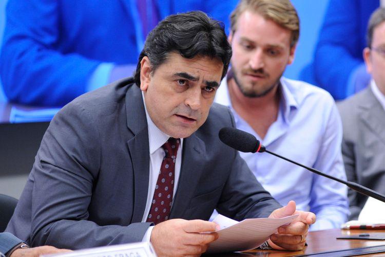 Audiência pública para tomada de depoimentos. Dep. Domingos Sávio (PSDB-MG)