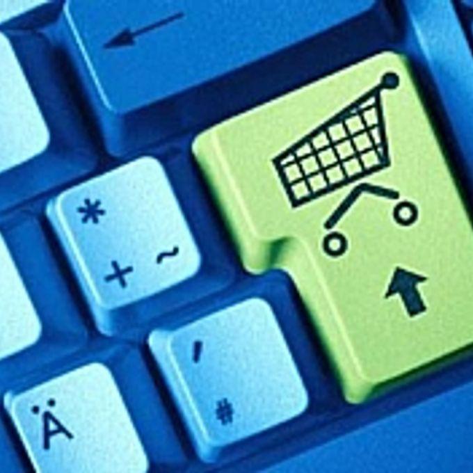 Economia - Comércio eletrônico - Compras pela internet