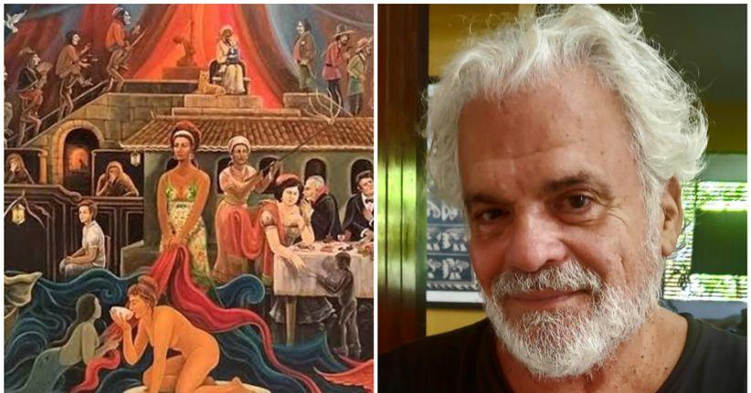 Flavio Tavares navega em sua arte celebrando Sivuca, Cartola, Chico e Caetano.