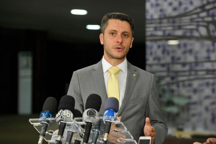 Dep. Alex Manente (PPS-SP) concede entrevista