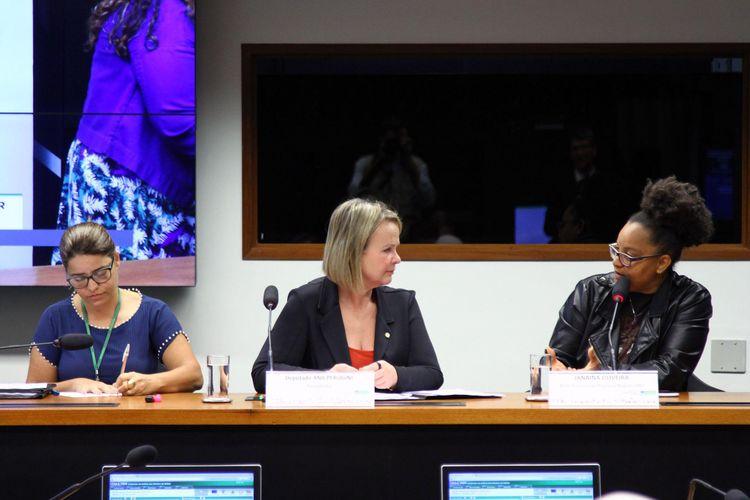 Tribuna das Mulheres sobre a Invisibilidade das Violências Contra Lésbicas e Mulheres Bissexuais