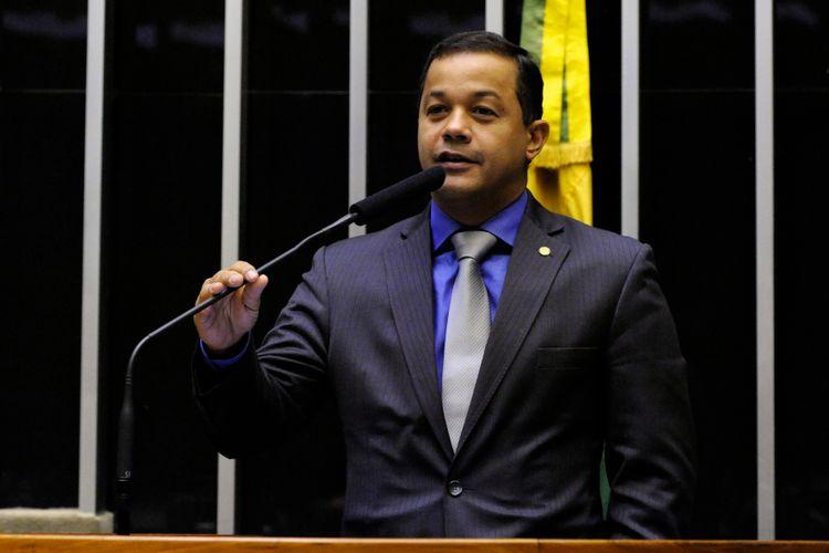 Cerimônia Pelo Brasil e contra a Corrupção. Dep. Delegado Pablo (PSL - AM)