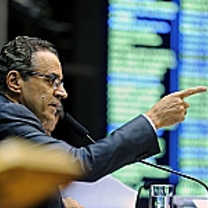 Presidente Henrique Eduardo Alves  anuncia criação da comissão que vai analisar a PEC do Orçamento Impositivo.