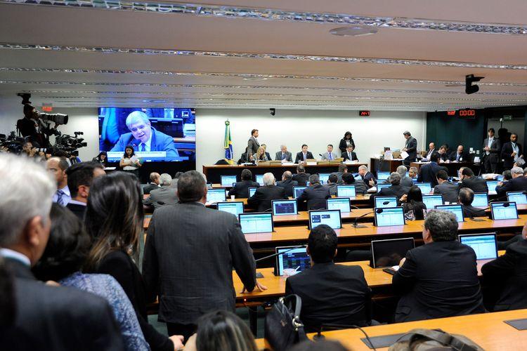 Reunião para continuação da apreciação do parecer do dep. Marcos Rogério (DEM-RO), relator do Processo nº 01/15, referente à Representação nº 01/15, do PSOL e REDE, em desfavor do dep. Eduardo Cunha (PMDB-RJ)