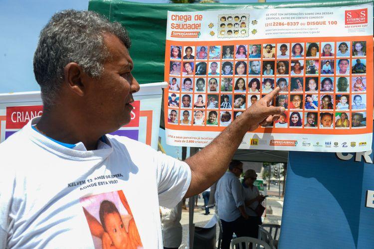 Assistência Social - geral - desaparecidos crianças