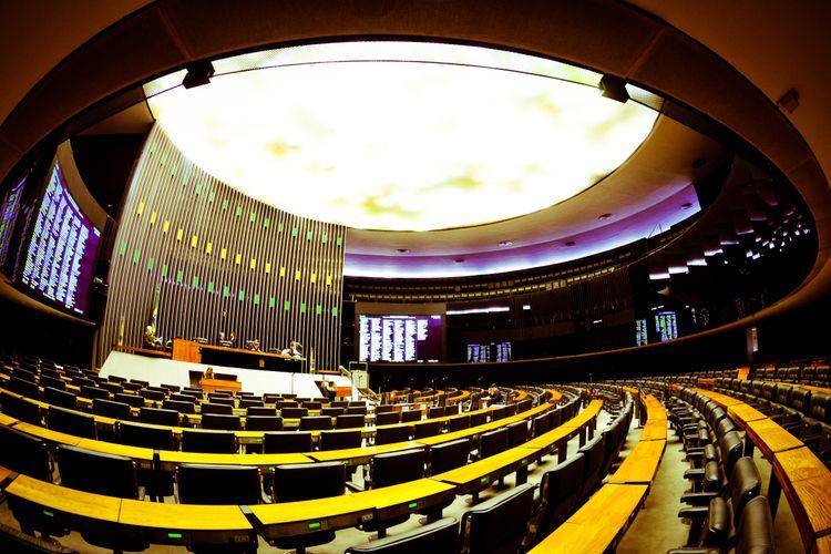 Câmara - plenário