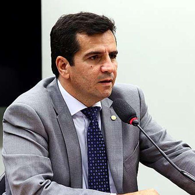 Reunião de instalação da comissão e eleição ordinária para composição da nova mesa. Dep. Givaldo Vieira (PT-ES)