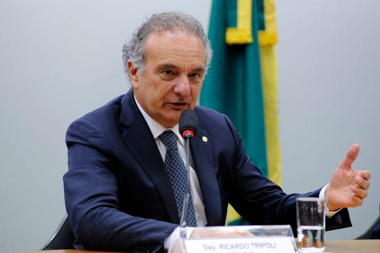 Reunião para discussão e votação do relatório final do dep. Ricardo Tripoli (PSDB-SP)