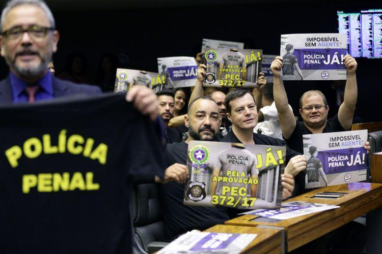 Comissão Geral sobre o Sistema Penitenciário no Brasil