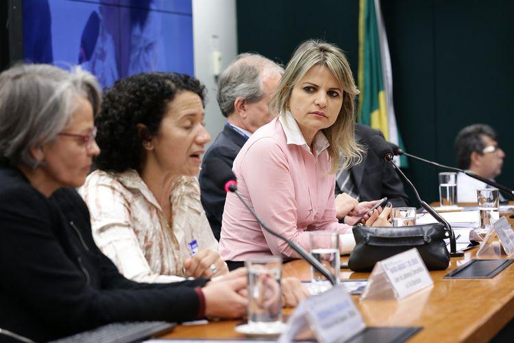 """Audiência pública sobre o PL 7806/14, que """"regulamenta a profissão de costureira em todo o território nacional e dá outras providências"""