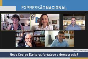 Capa - Novo Código Eleitoral fortalece a democracia?