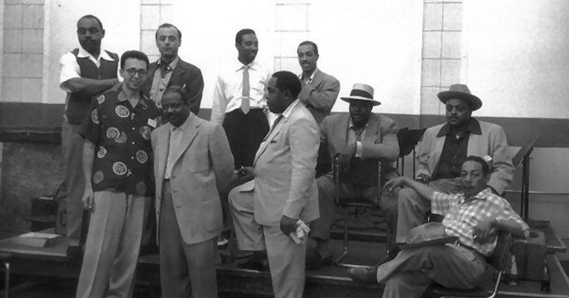 A antológica jam session de 1952 com gigantes do jazz