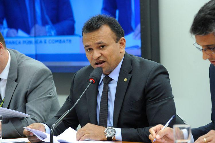Reunião ordinária. Dep. Capitão Fábio Abreu ( PR - PI)