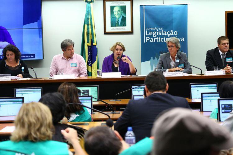 Audiência Pública sobre os riscos de retrocesso ambiental com a possibilidade de nomeação política do novo presidente do Instituto Chico Mendes de Biodiversidade – ICMBIO.